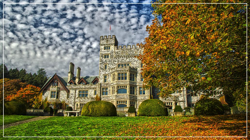 Hatley Castle & Gardens