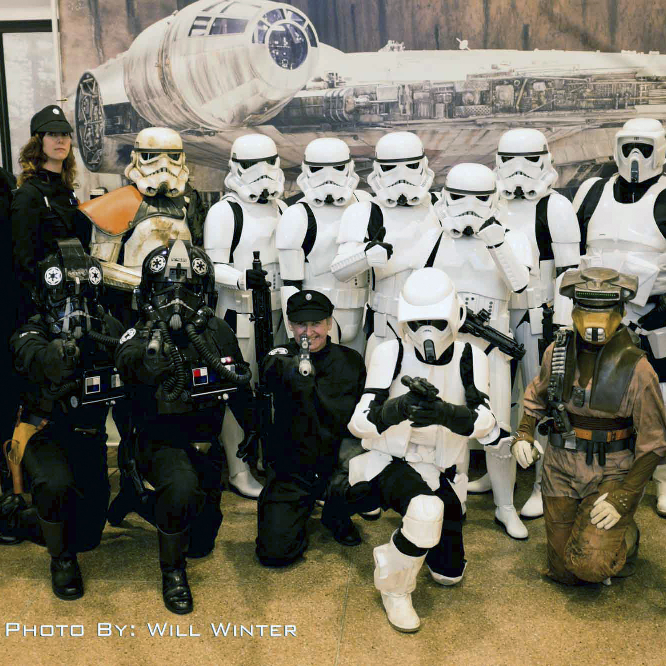 capital city comic con 501st legion