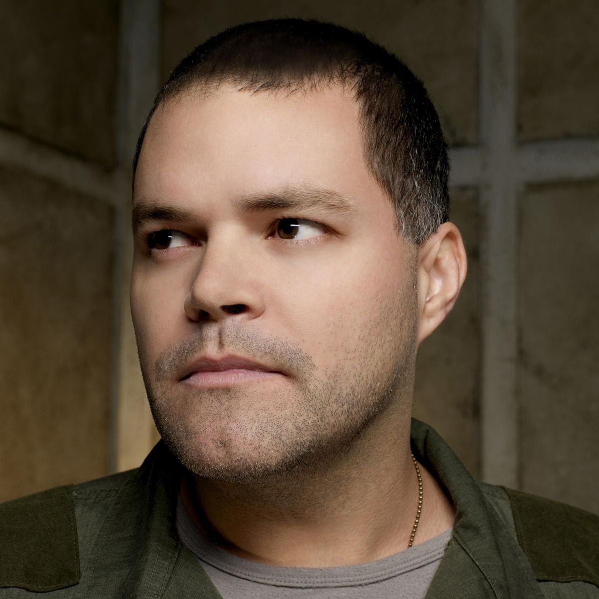 Aaron Douglas - Comic Con Celebrity Guest