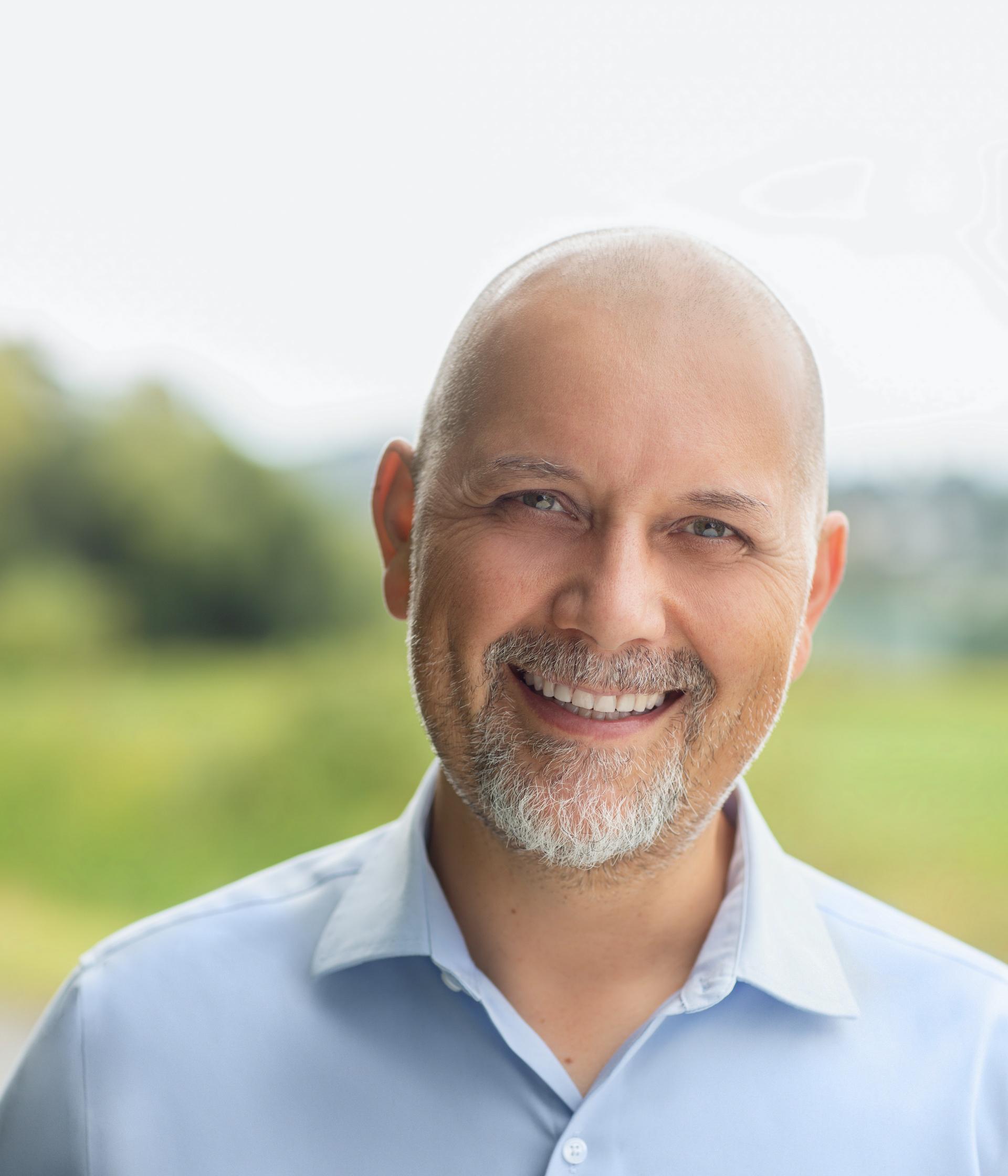 Adam Olsen a speaker at Impact 2020 in Victoria, BC