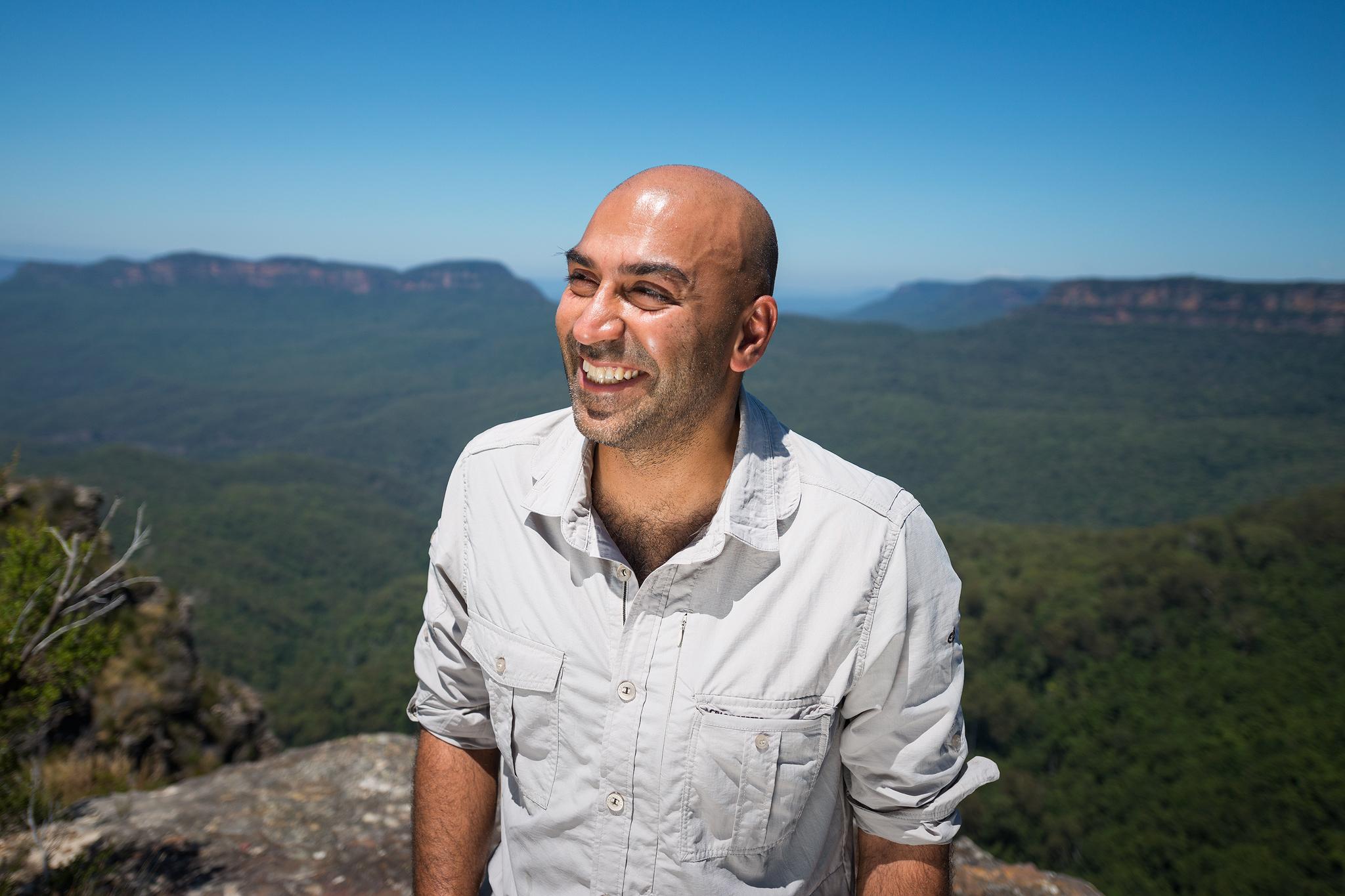 Amar Latif, speaker at Impact 2020 in Victoria, BC