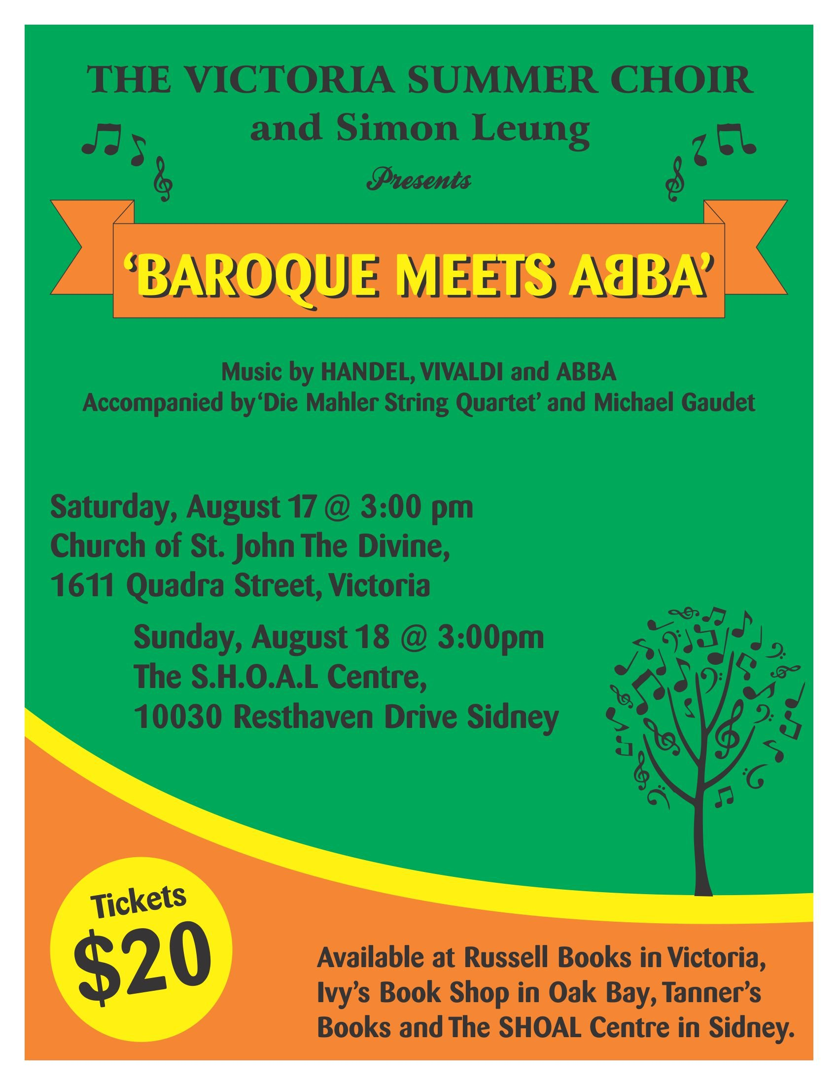 Baroque Meets Abba   Tourism Victoria