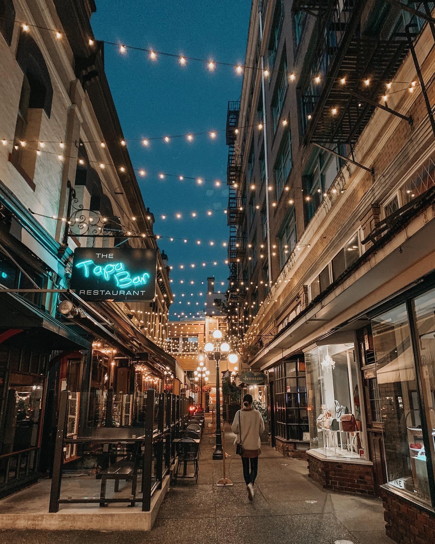 Trounce Alley Victoria