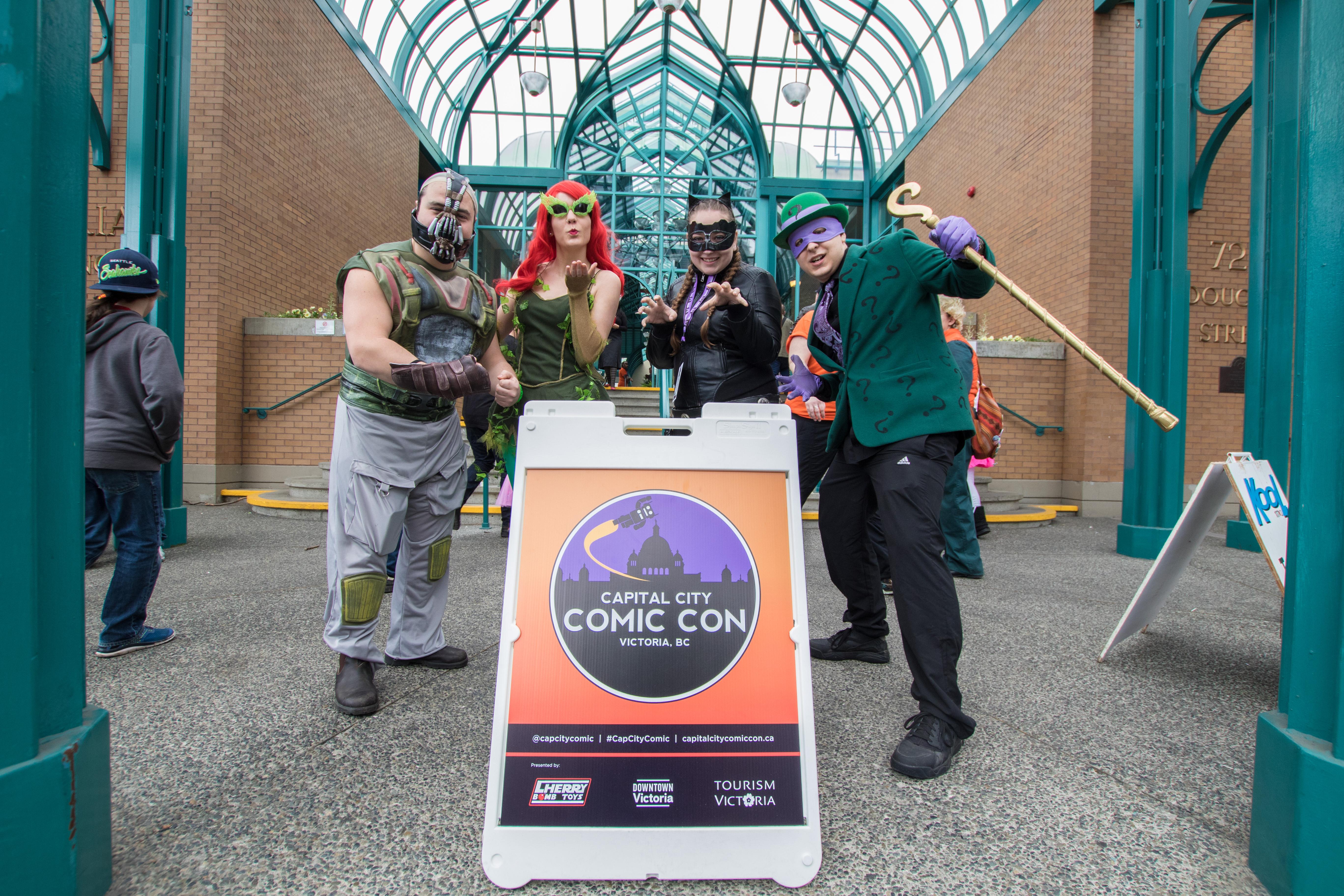 Capital City Comic Con