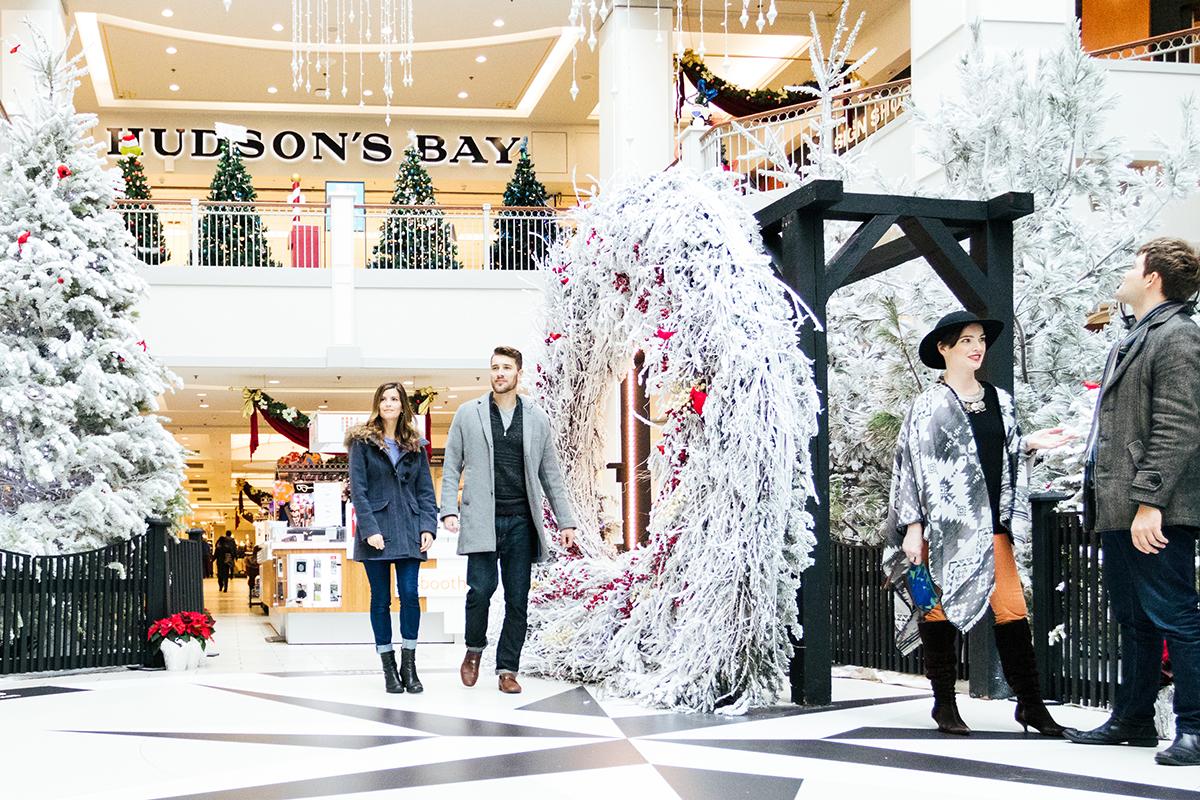 The Bay Centre Christmas