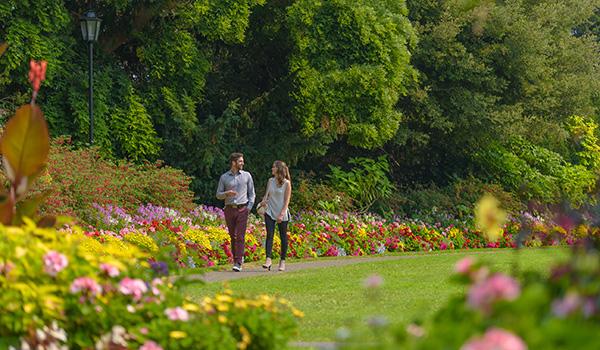 Beacon Hill Park walk