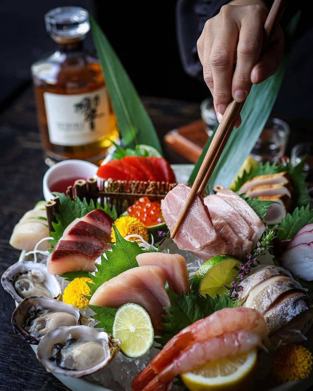 Ene Raw Food and Sake Bar Victoria