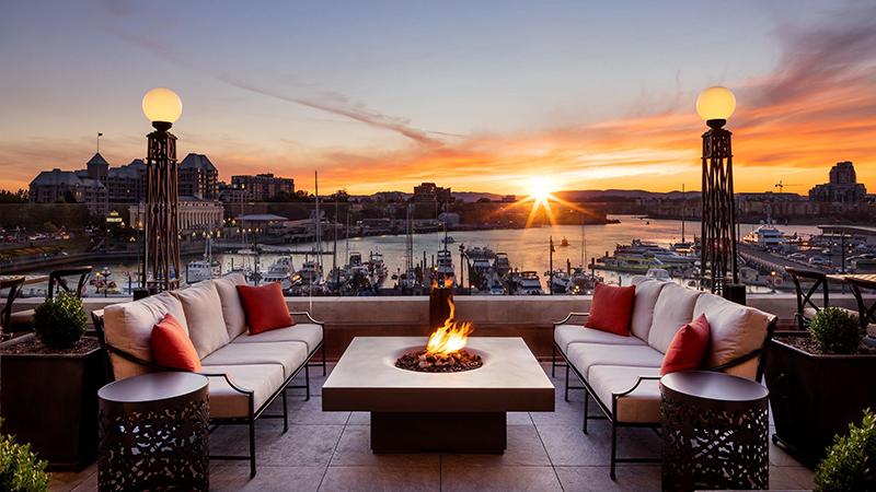 Fairmont Gold Terrace