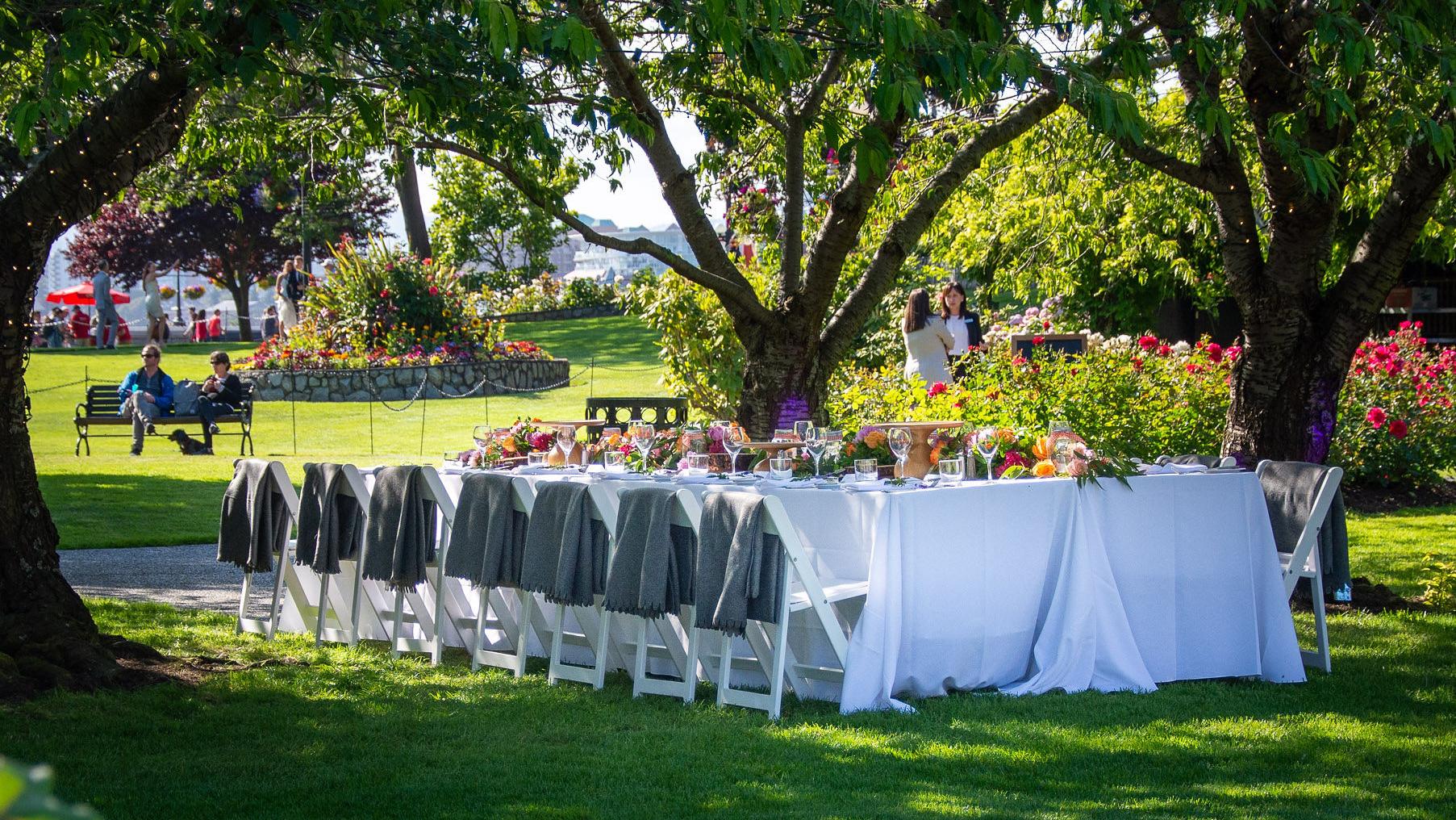 Fairmont Rose Garden