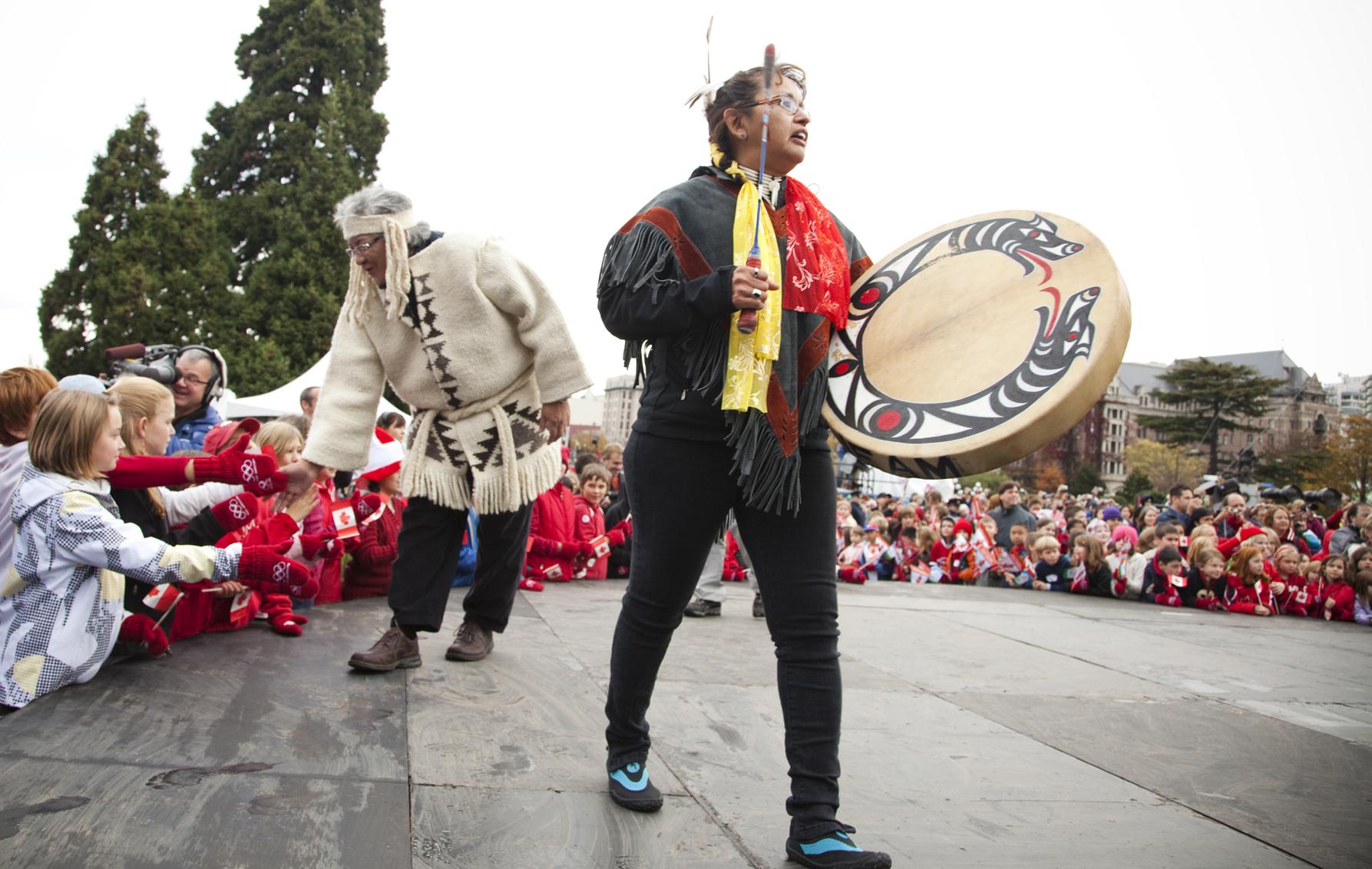 2018 Indigenous Festival Taylor Kennedy