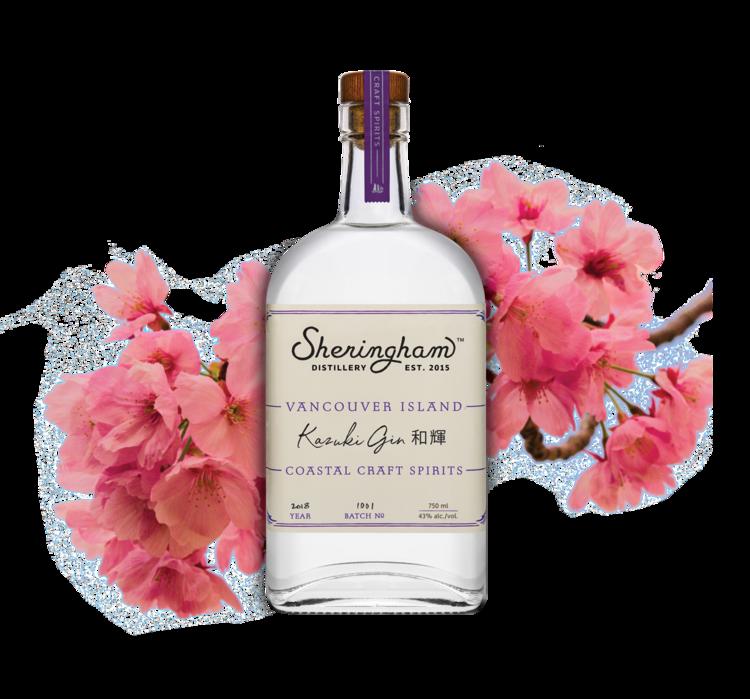 Kazuki Gin Sheringham Distillery