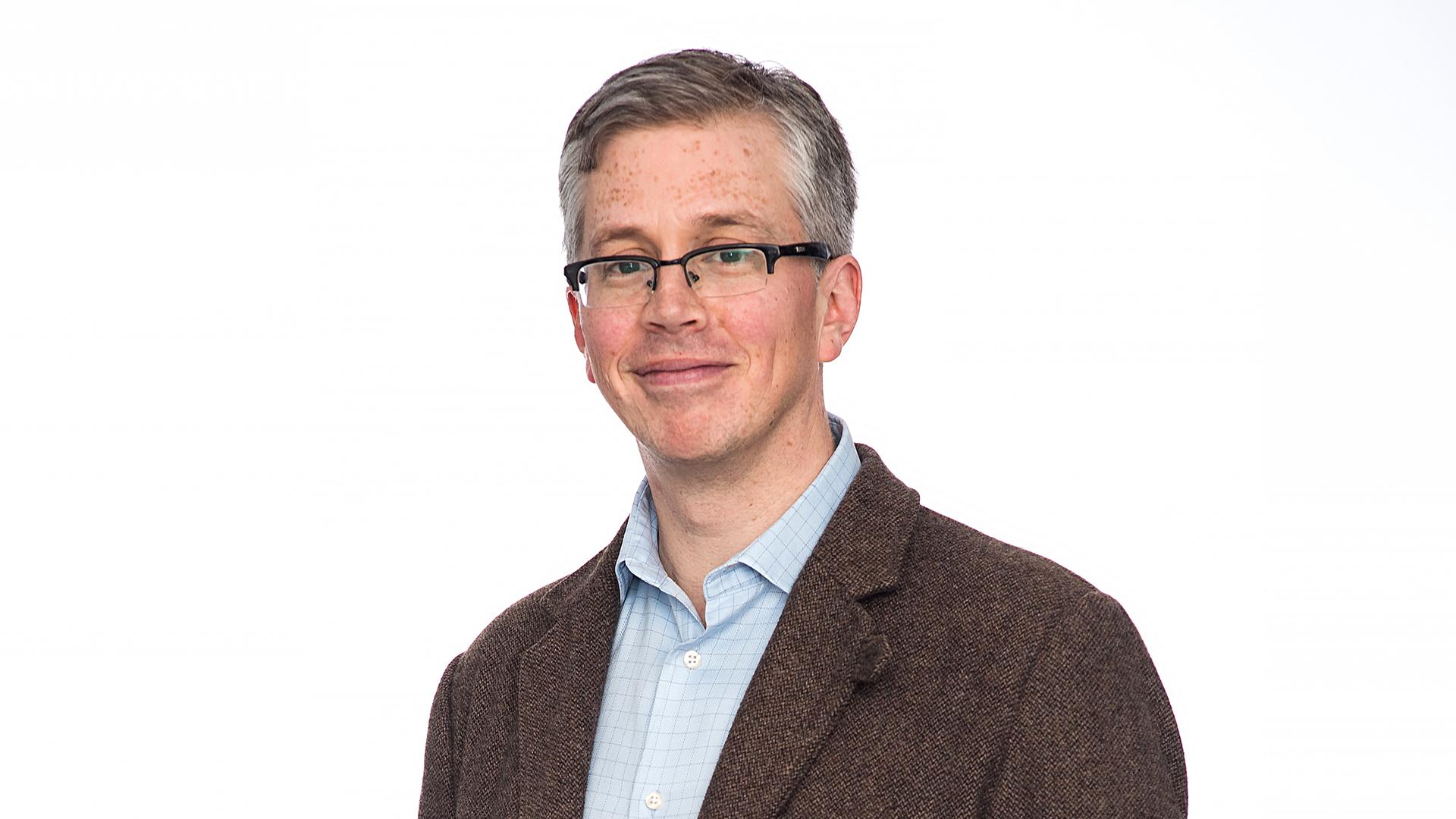 Gregor Craigie, a speaker at Impact 2020 in Victoria, BC