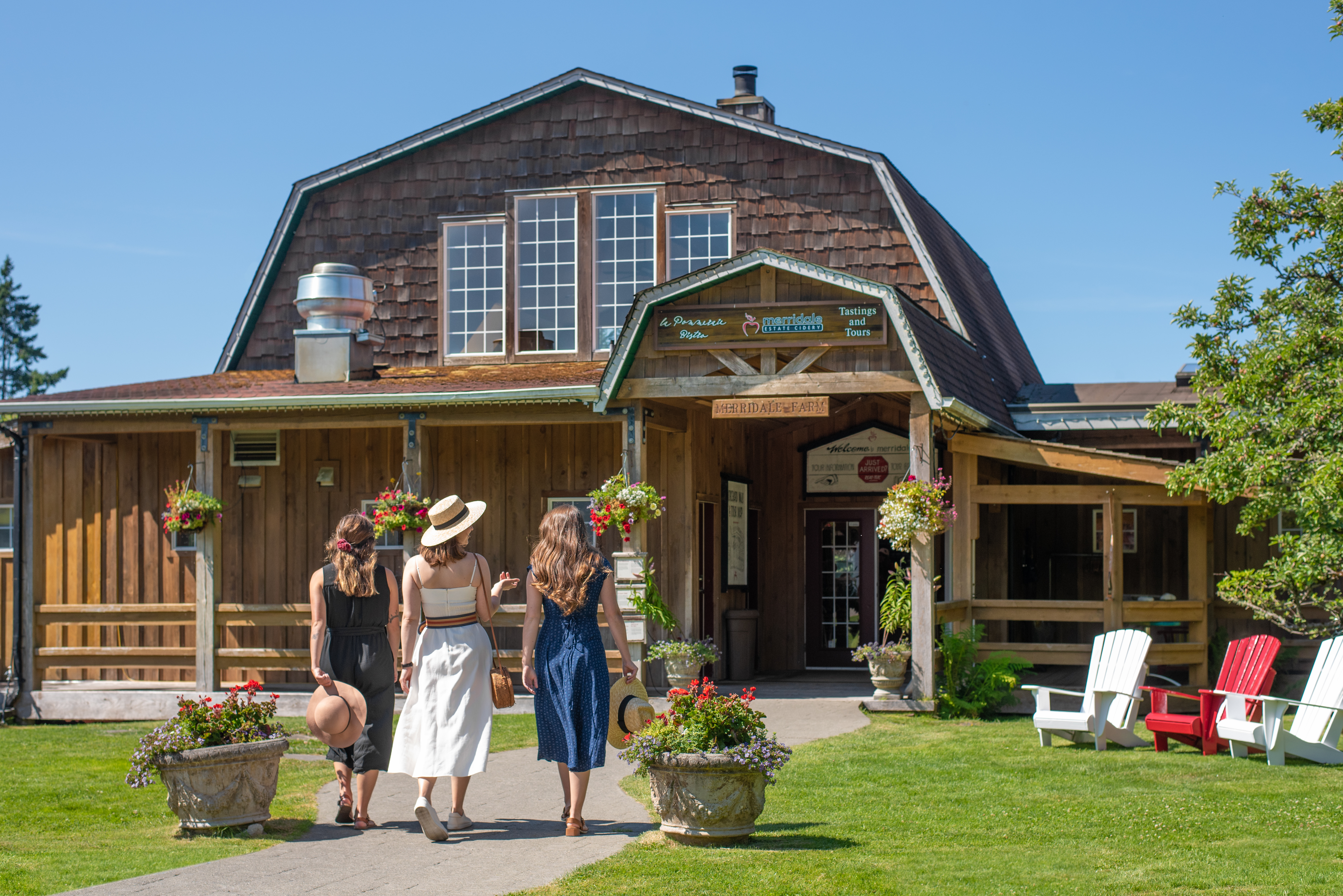 Merridale Cidery and Distillery