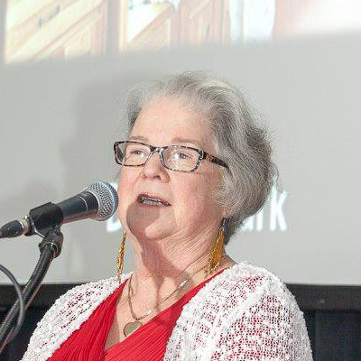 Doreen Sark, a speaker at Impact 2020 in Victoria BC