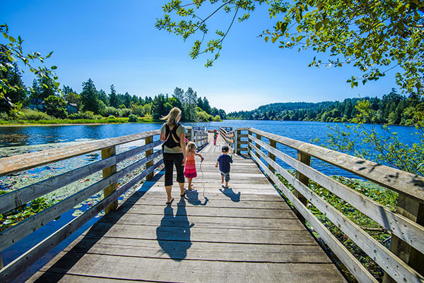Family Friendly Activities On Victoria S Westshore
