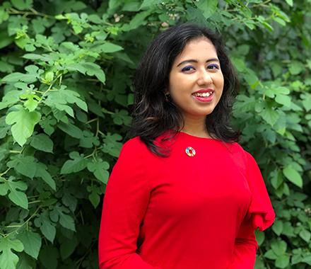 Photo of Kehkashan Basu