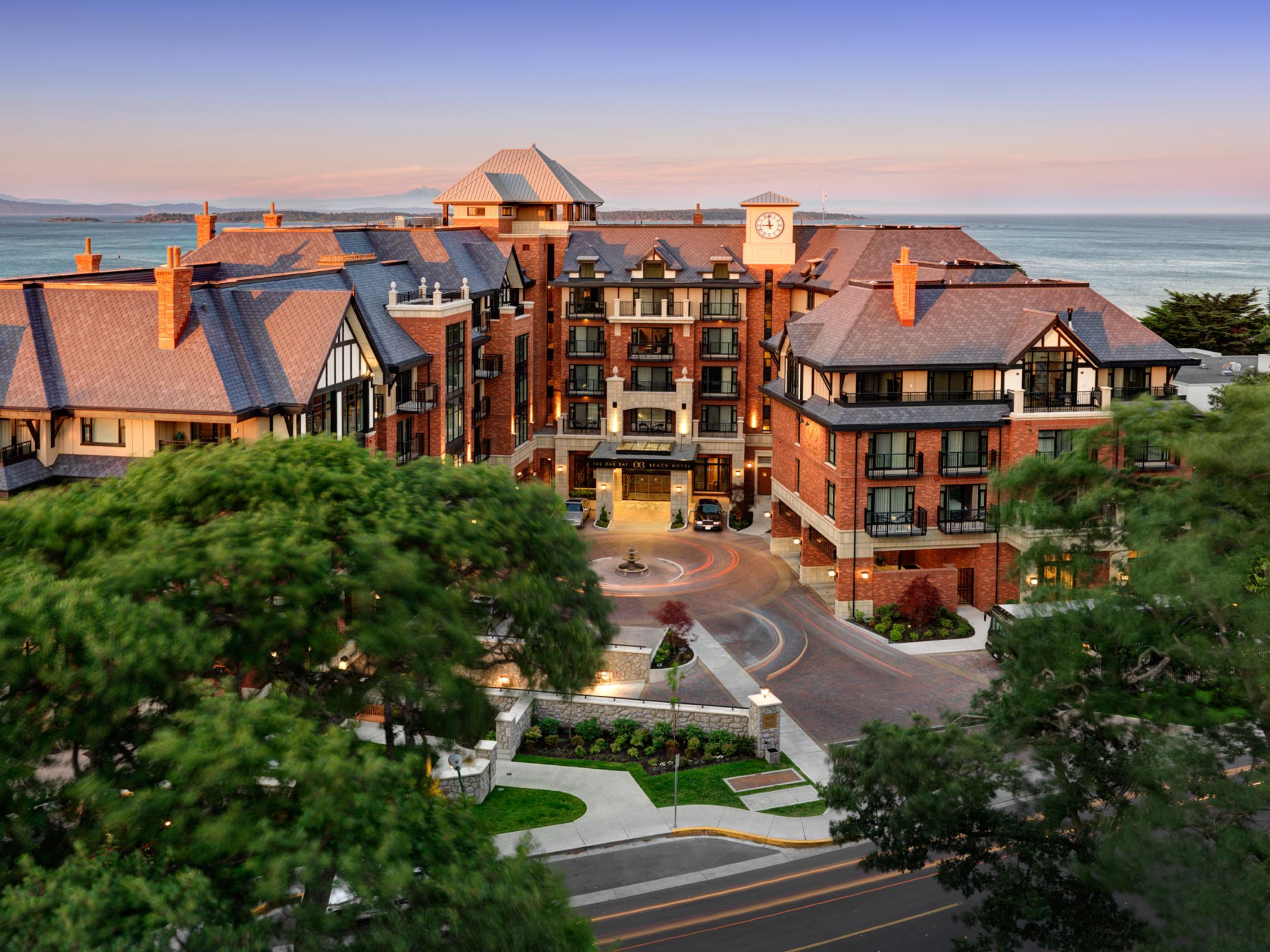 Oak Bay Beach Hotel Tourism Victoria