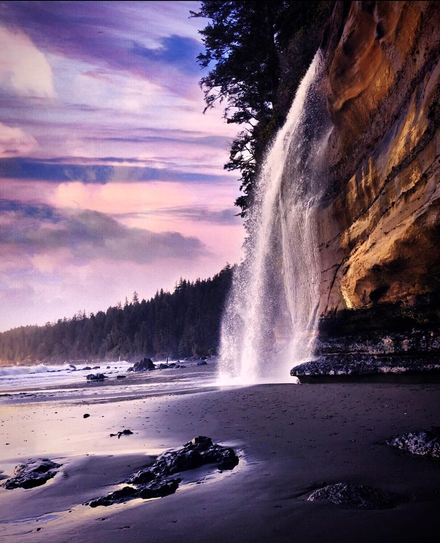 Mystic Beach Vancouver Island
