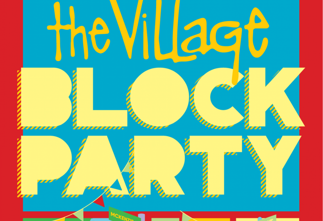 Cook St Village Block Party
