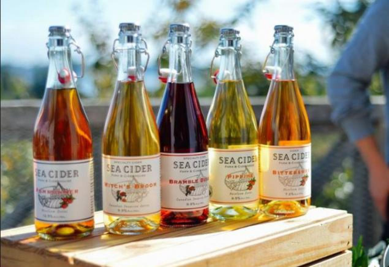 Sea Cider Social