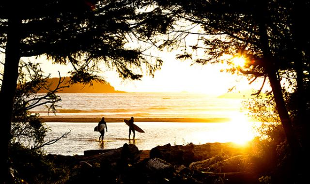 PMCR surfers