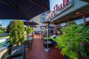 Redds outdoor space