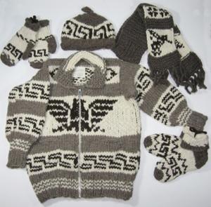 sweater log