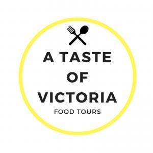 A Taste of Victoria Logo