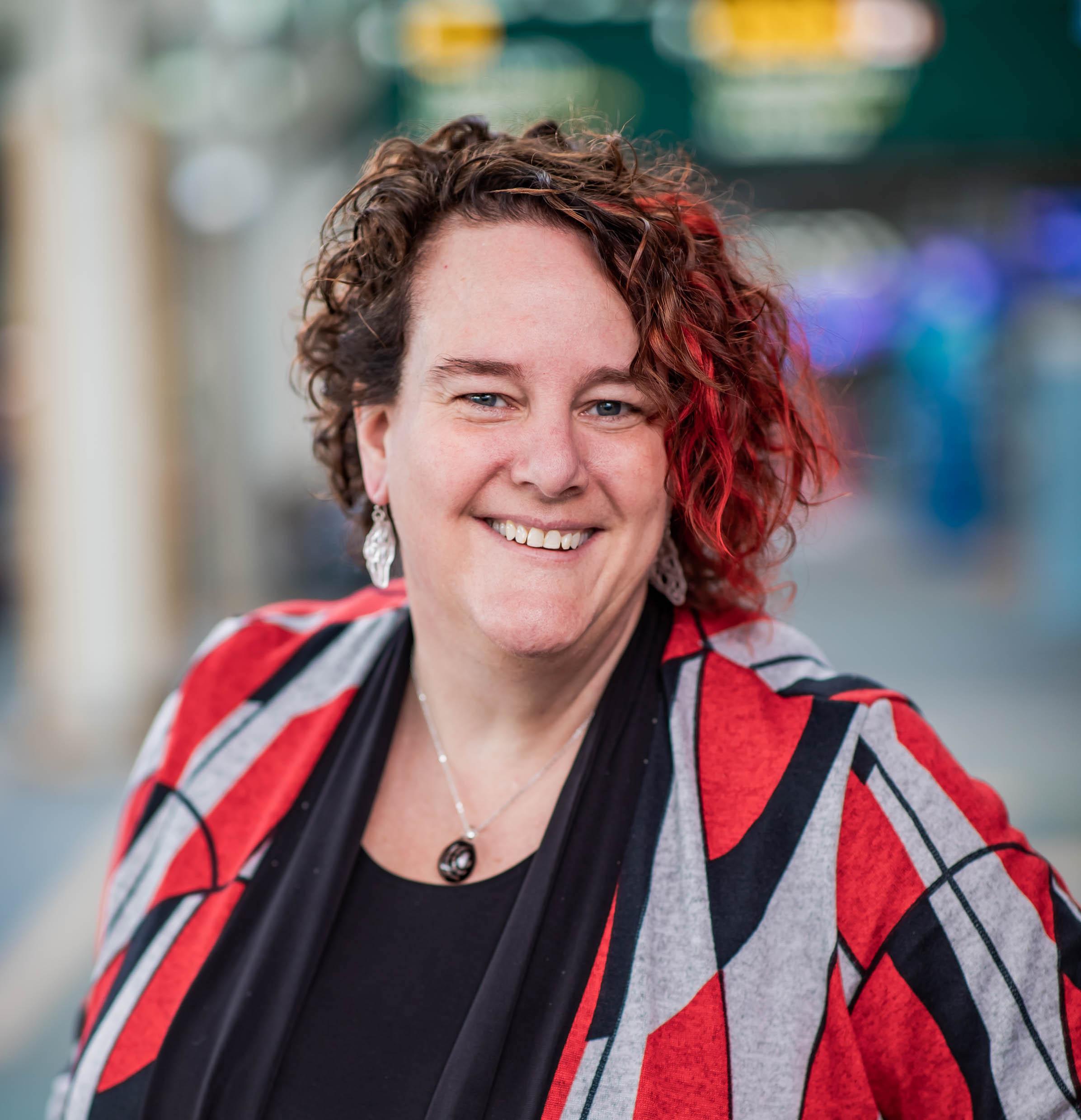 Wendy Avis, speaker at Impact 2020