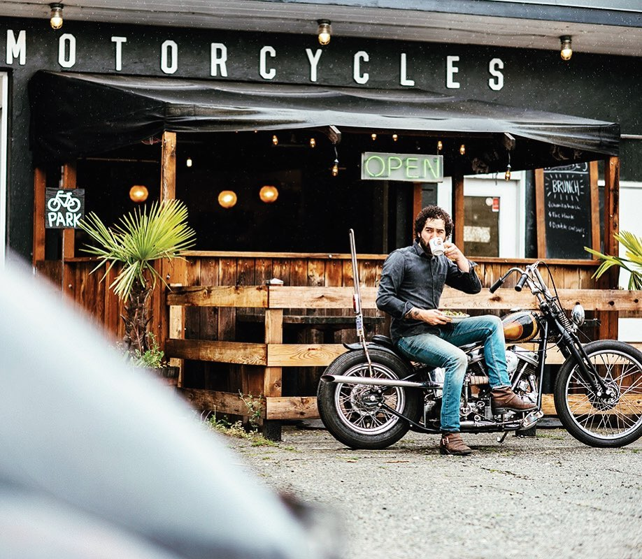Wheelies Motorcycle Cafe